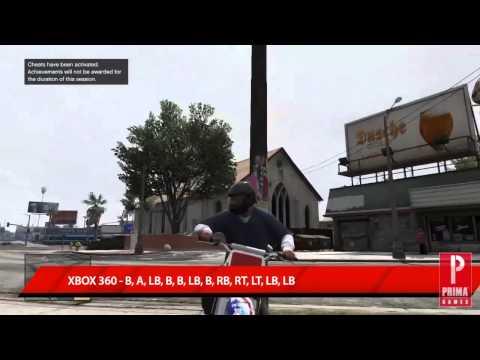 GTA 5 Cheats: Spawn Sanchez | Strategy | Prima Games