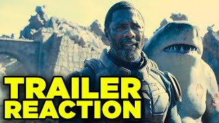 Suicide Squad Trailer REACTION! (Red Band Trailer 2021)