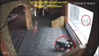 Mọi người cảnh giác trộm cắp giờ nhiều quá  Trộm xe máy mới nhất 2018