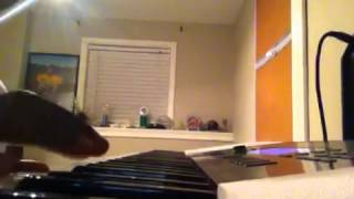 Charlie Wilson- There Goes My Baby- Keyboard Cover