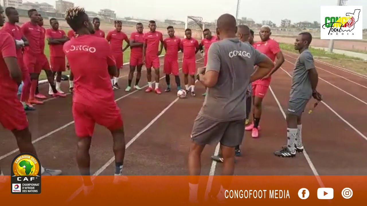 CHAN 2021 AVANT Match CONGO VS LYBIE