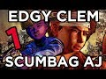 Edgy Clem and Scumbag AJ - Episode 1