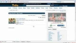 Yidio.com Video Search Engine Demo