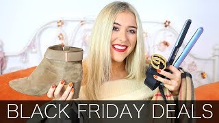 BEST BLACK FRIDAY DEALS 2018 - WHAT TO BUY ON BLACK FRIDAY | Em Sheldon