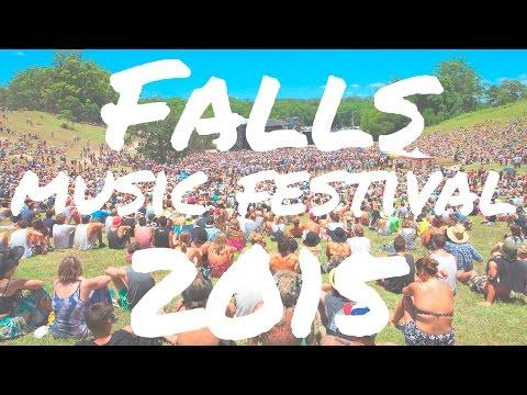 Falls Music Festival | Lorne/Mt Duneed | 2015 - 2016