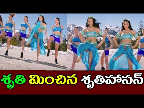 Thumbnail: Shruti Hassan Oops Moments || Top Telugu Media