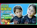 Children's Day Special With Harshad Naybal | Little Monitor | Sur Nava Dhyas Nava