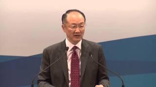 Global Leadership Address by Jim Yong Kim, President, World Bank Group