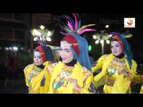 """TARI RONGGENG PASER By Sanggar Seni """"Dayang Regok"""" Paser"""