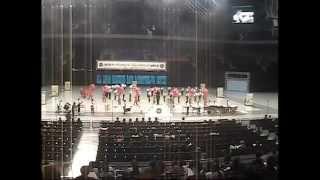 説明 2003年全国大会 名護高校自由演技.