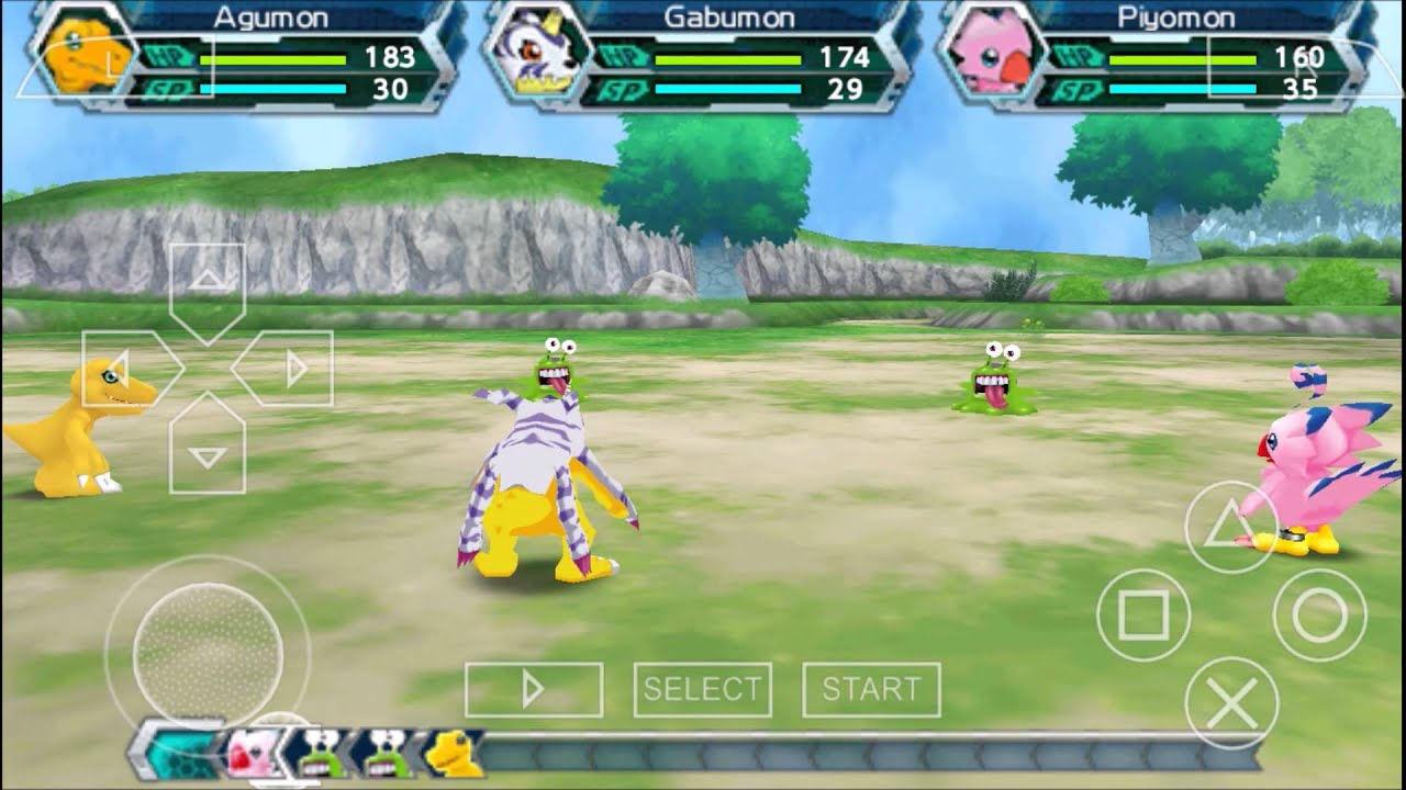 digimon adventure english patched v3