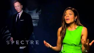 "Spectre: Naomie Harris ""Moneypenny"" Official Movie Interview"
