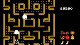 Pac's BETTER Hard Mode TAS! - Ms. Pac-Man (Namco) (NES)  - Vizzed.com GamePlay
