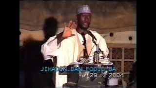 Jihadin Dan Fodio 1/8: Shaikh Albani Zaria
