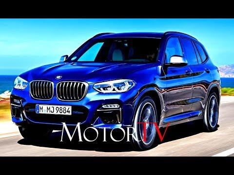 SUV : ALL NEW 2018 BMW X3 l Clip