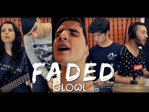 Faded - Alan Walker (Rock Cover by Glowl)