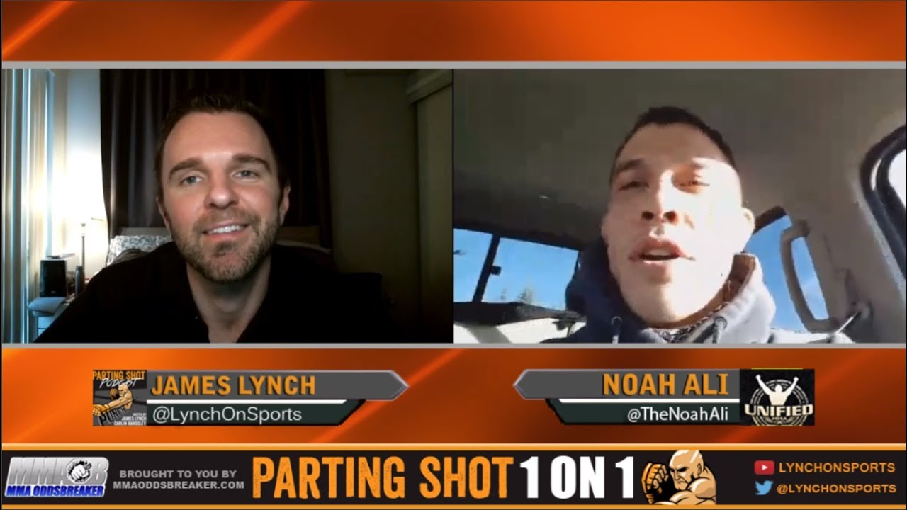 Noah Ali Talks New Training Camp and Vacant Bantamweight Title Shot At Unified 33