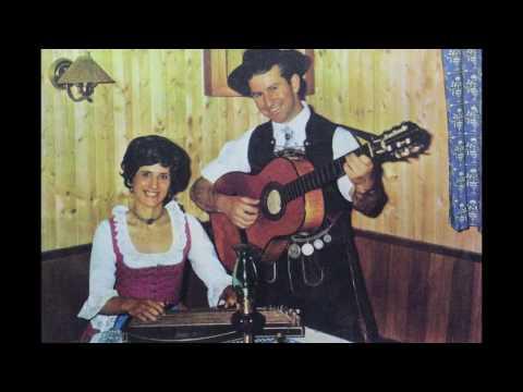 Heidi und Hansl Ott - Weissblaue Grüsse - Bergvagabunden