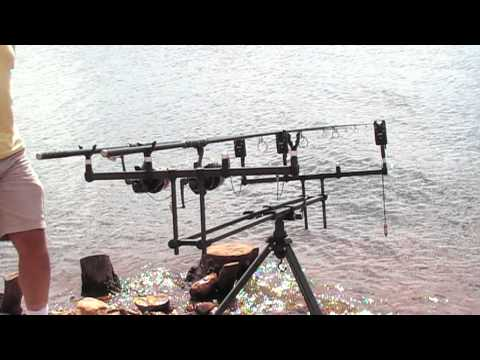 pescando carpas Travel Video
