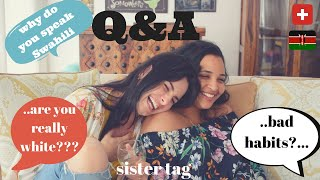 Q&A why i speak Swahili | Get to know me
