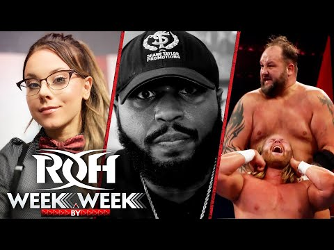 Huge Women's Announcement and Shane Taylor Breaks His Silence on ROH Week By Week!