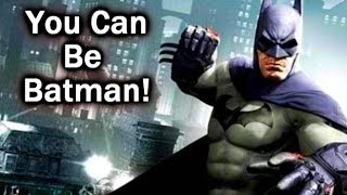 Become Batman In Virtual Reality! - Oculus Rift