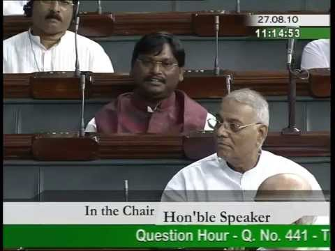 Q. No. 441 - Tribal Policy: Sh. Arjun Munda: 27.08.2010