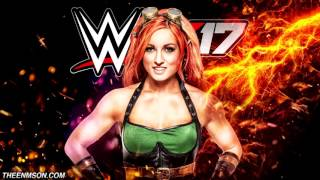 "#WWE2K17 | Becky Lynch Theme ""Celtic Invasion"" (HQ + Arena Effects)"