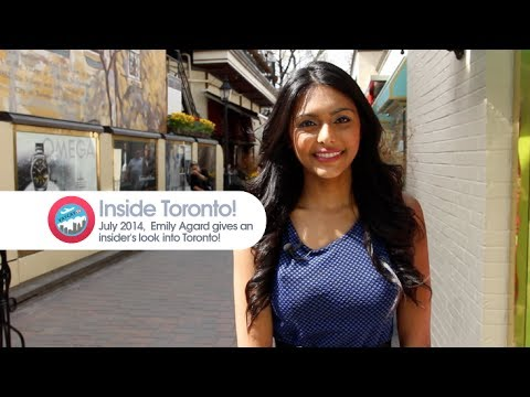 Toronto Travel Guide | July 2014 - Toronto Top Attractions, Restaurants & Retail Hotspots