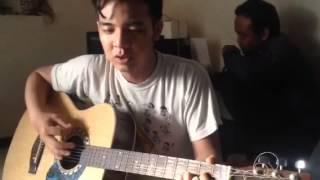 Edane kau pikir kaulah segalanya (gitar cover by mas aldo g