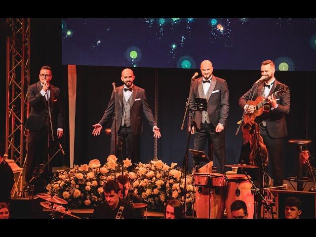 Kvatropirci in Big band ŠCNM z gosti - LIVE posnetek iz koncerta (aftermovie)
