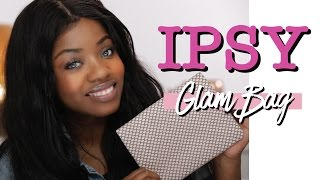 What's in my IPSY Glam Bag?! MARCH 2017