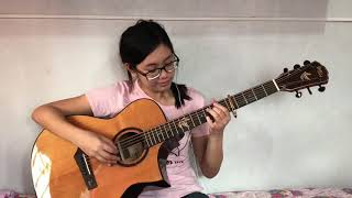 """""""Panalangin"""" by APO Hiking Society/Moonstar88 (Fingerstyle Guitar Cover)"""