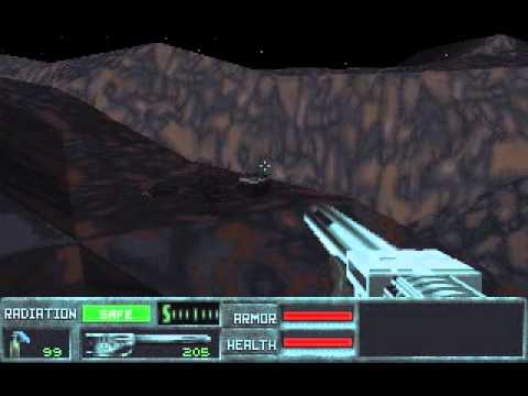 The Terminator: Future Shock (1995) DOS PC Gameplay