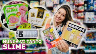 FIVE BELOW AND YOUR TOYS UP TO 5 DOLLARS (SLIME, ROBLOX, MASSINHA, FORTNITE, DISNEY)