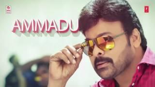 Ammadu Lets Do Kummudu  Khaidi No  150  Telugu Full DJ Remix Video Song DJ Dinna
