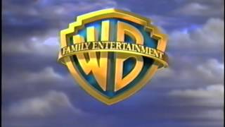 Warner Bros - Family Entertainment (1996) Company Logo (VHS Capture)