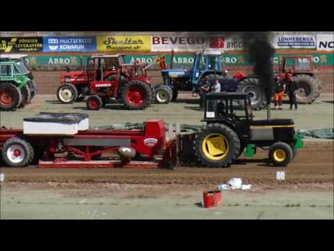 Målilla Tractor Power Weekend 2016