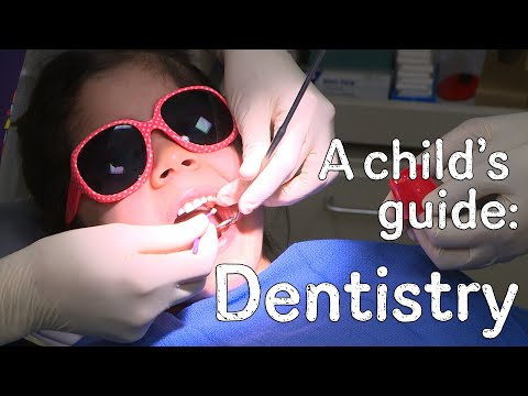 A Child's Guide To Hospital: Dentistry