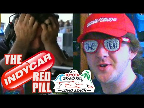 The IndyCar Red Pill: 2017 Long Beach Review