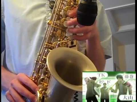 My Soul, Your Beats! - Saxophone (Angel Beats!) w/ Sheet Music