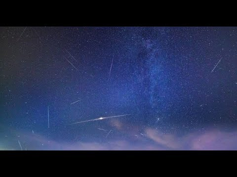WHEN METEOR SHOWERS COLLIDE! Delta Aquarid and Alpha Capricornids Meteor Shower Sky Cam LIVE!!