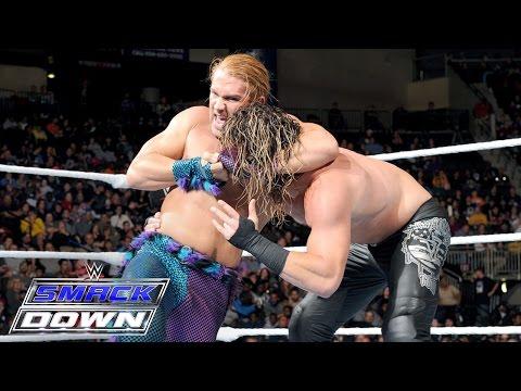 Dolph Ziggler Vs. Tyler Breeze: SmackDown – 10. Dezember 2015