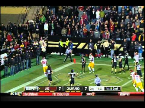 USC QB #7 Matt Barkley Highlights 2011