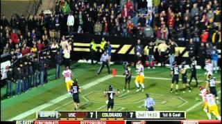 USC QB #7 Matt Barkley Highlights 2011