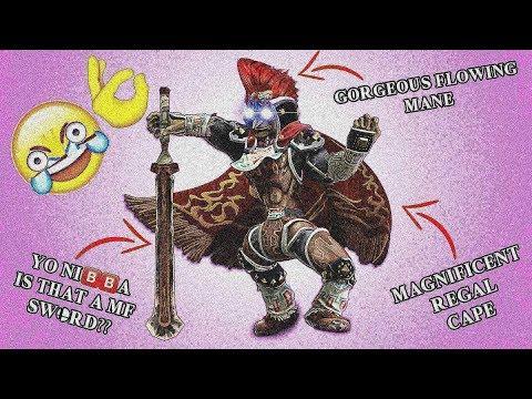 Smash Bros. Ultimate: The Chad Ganondorf
