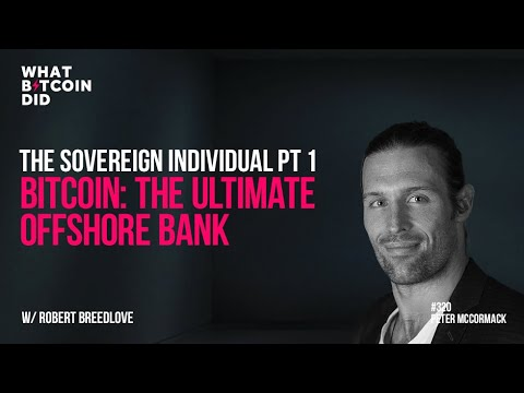 The Sovereign Individual Pt 1 - Bitcoin: The Ultimate Offshore Bank with Robert Breedlove