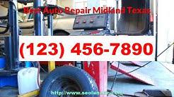 Best Auto Repair Midland Texas