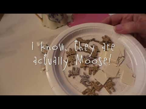 Craft Fair Idea: Diy your own ADORABLE Tea Bags, using Lavender, Herbs or Looseleaf Tea