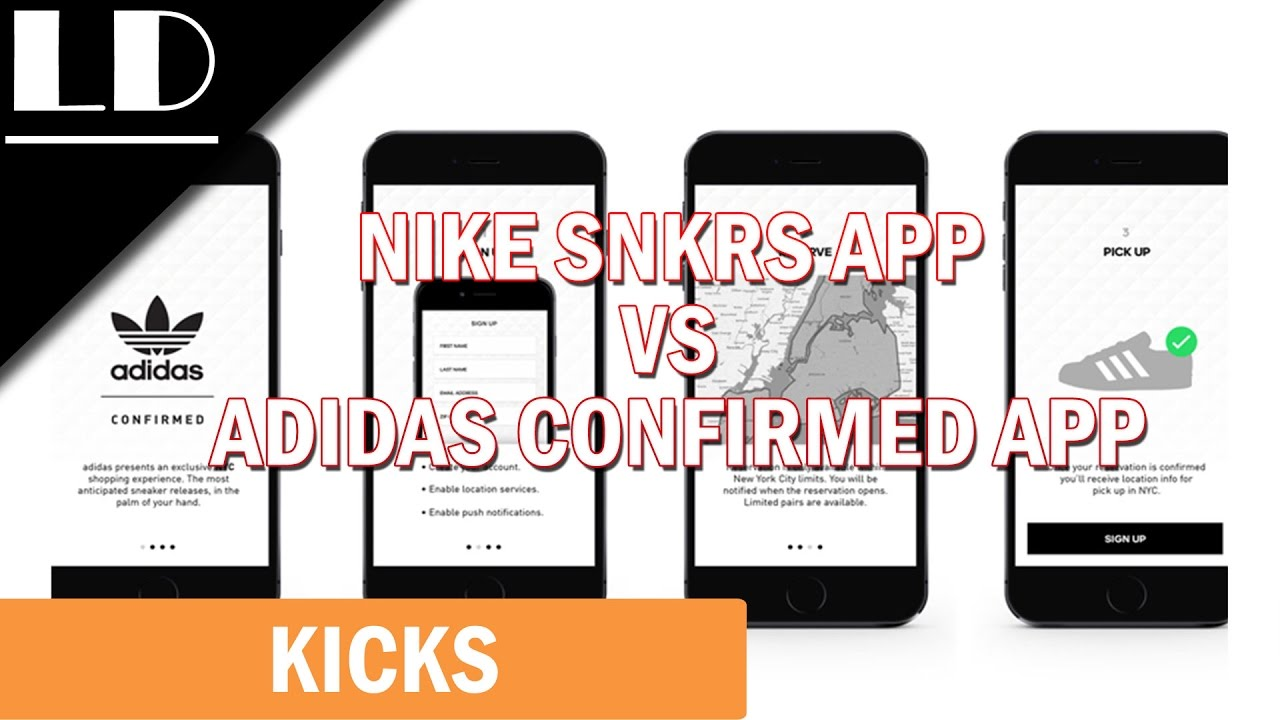 Nike's SNKRS app had 'Another L' trending on Twitter again